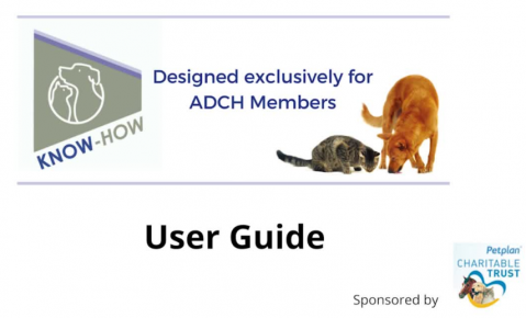 ADCH member user guide