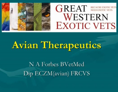 Avian Therapeutics 2014