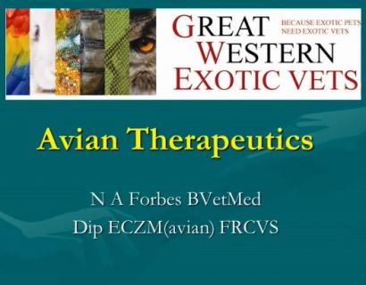2014 Avian Therapeutics