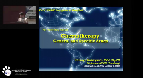 (For Veterinary Nurses) Chemotherapy - General and Specific drugs 2015