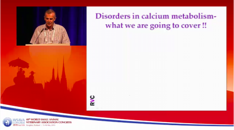 Disorders in Calcium Metabolism