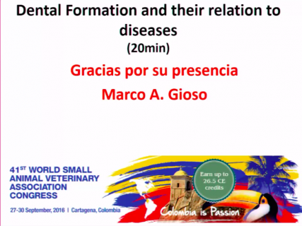 (IN SPANISH) Dental Formation and their relation to diseases