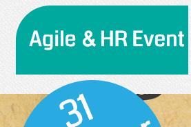 Agile & HR Event (HRAGILE)