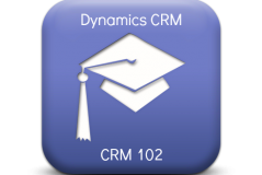 Microsoft Dynamics CRM: Dashboards, Views and Charts (CRM102)