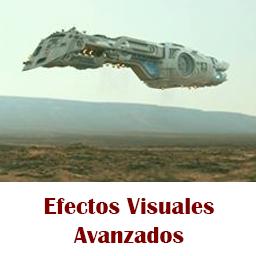 Efectos Visuales Avanzados (DVFX102)