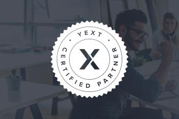 Yext Partner Certification
