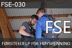FSE førstehjelp for høyspenning (FSE-030)