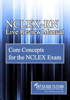 NCLEX-RN Live Review Manual