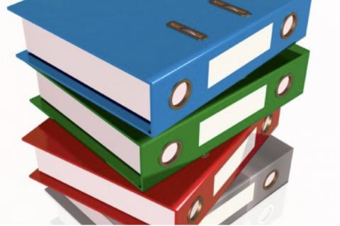 Administrative Procedures Binder
