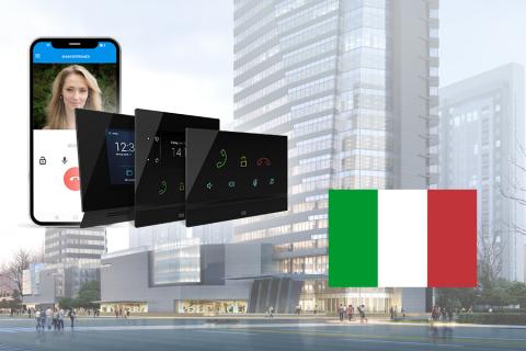 Unità di risposta 2N IP – i dispositivi da interno e il servizio mobile