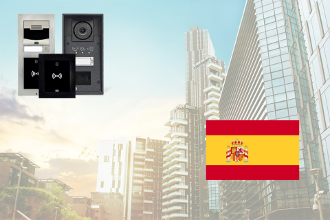2N IP Intercoms - Configuración de los accesos