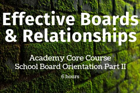 2020-21 Effective Boards & Relationships (2021-02)
