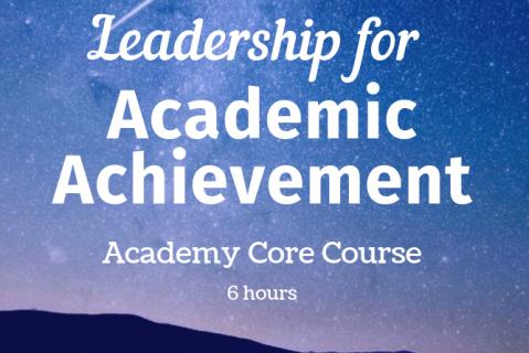 2020-21 Leadership for Academic Achievement (2021-03)