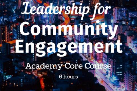 2020-21 Leadership for Community Engagement (2021-04)