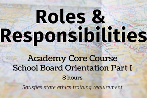 2020-21 Roles & Responsibilities Orientation (2021-001)
