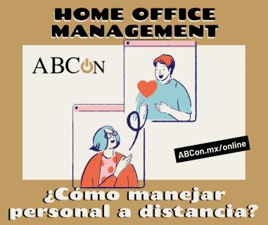 Home Office para grupos (Gestión de trabajo a distancia) (HO-02)
