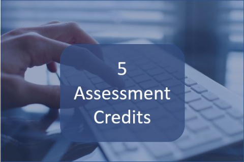 5 Assessment Credits (AS03)