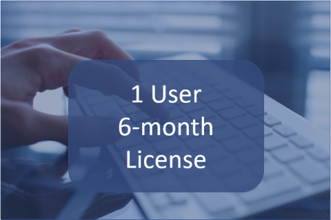 1 User 6-month License (AL02)