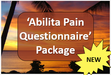 Abilita Pain Questionnaire Package (A04)