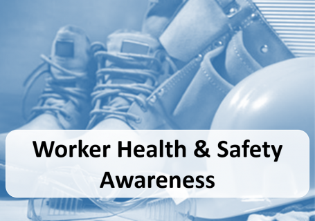 Worker Health & Safety Awareness - English (WHSA-ENG)