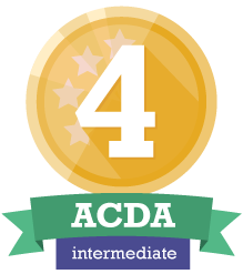 ACDA Level 4 (ACDA Intermediate) (C ACDA-4)