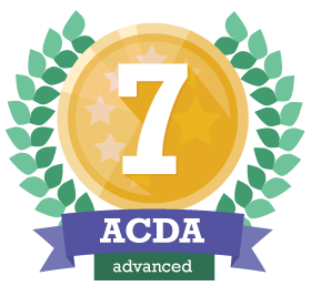 ACDA Level 7 (ACDA Advanced) (ACDA-7)