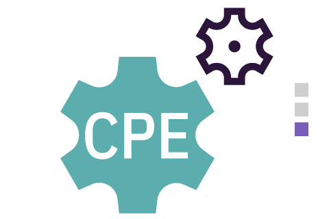 Remediating issues & reporting results (CPE) (ACL 105 V1 CPE)