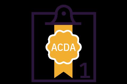 ACDA Level 1 (C ACDA-1)