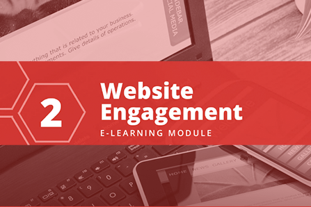 02: Website engagement