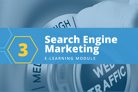 03: Search engine marketing