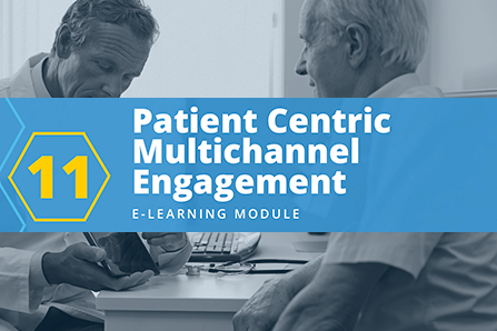 11: Patient Centric Multichannel engagement