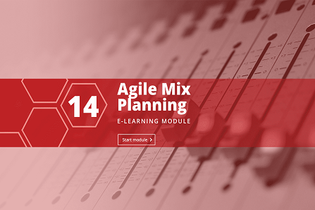 14: Agile Mix Planning