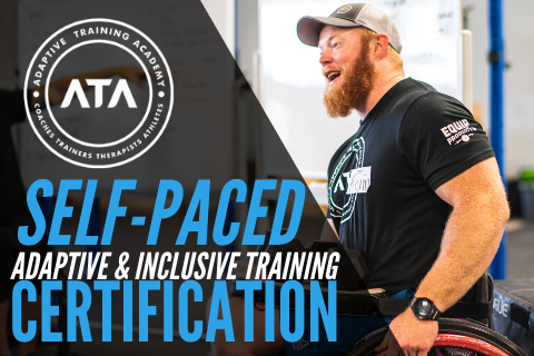 SELF-PACED: Adaptive & Inclusive Trainer Certification