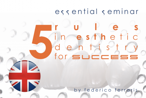 The 5 rules in esthetic dentistry for success (ES/Eng 002)