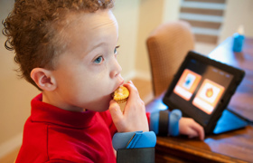 Aided Language Stimulation and Its Importance in the Language Development of AAC Users (B-005)