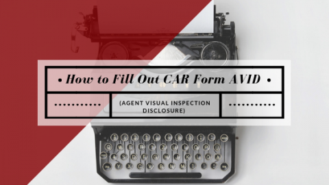 AVID Form Procedures