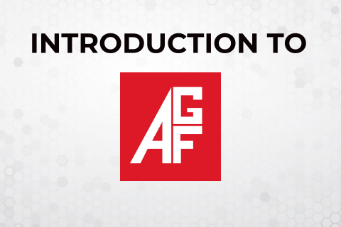 Introduction to AGF