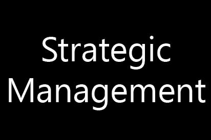 ISPMA Strategic Management