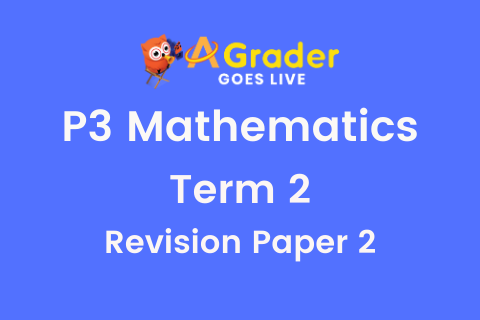 [Term 2 Revision Pack]  P3MA - Term 2 Revision Paper 2 (3.11.20)