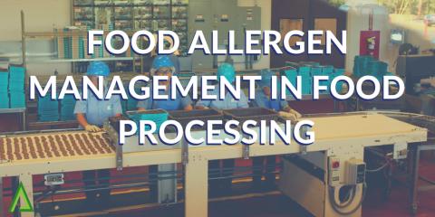 ALD - Food Allergen Management (ALD003)