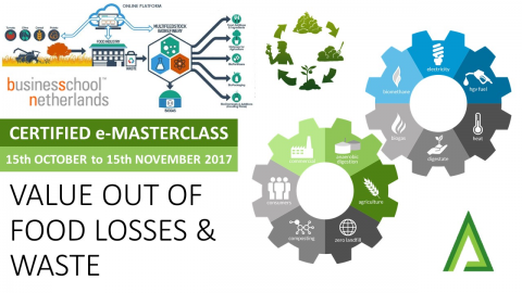 Certified e-Masterclass: Value out of food losses and waste (MOD2)