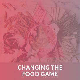 How can you change the game of agriculture (SD01)