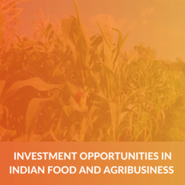 Investment opportunities in Indian Food & Agribusiness (Seminar) (MAST003)