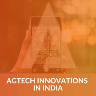 Agtech Innovations in India - Reading material