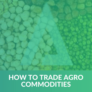 How to trade agro commodities using a block chain