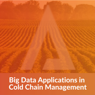 Big Data applications in Cold Chain management (WR002)