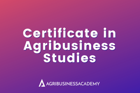 Certificate in Agribusiness Studies (ABS)