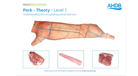 Pork - Theory - Level 1 Understanding and recognising pork primal cuts