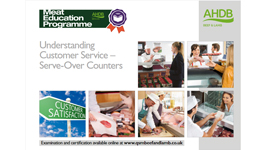 Understanding customer service – serve-over counters