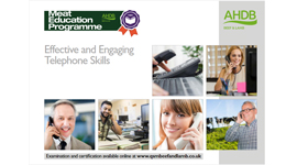 Effective and engaging telephone skills